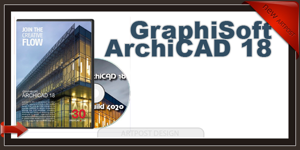 GraphiSoft ArchiCAD 18 Build 4020 (x64) + Add-Ons