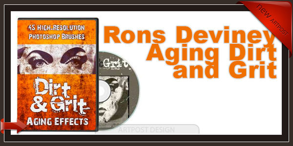 Rons Deviney Aging Dirt and Grit