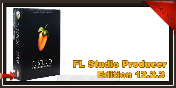 FL Studio Producer Edition 12.2.3