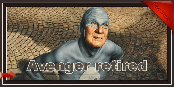 Мститель на пенсии